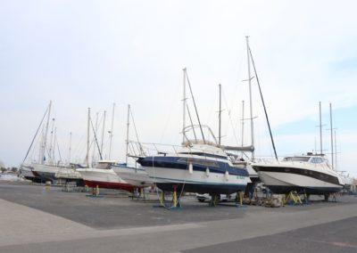 stationnement bateau
