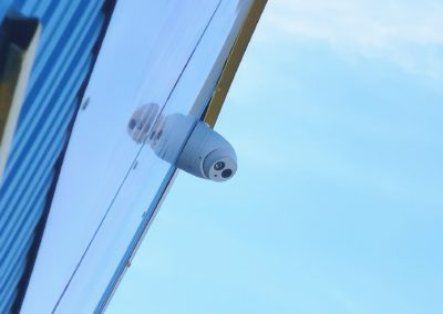 caméra vidéo site sécurisé nautiland